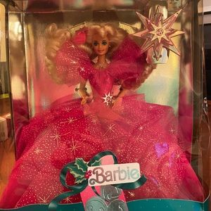 Keepsake Holiday Barbie